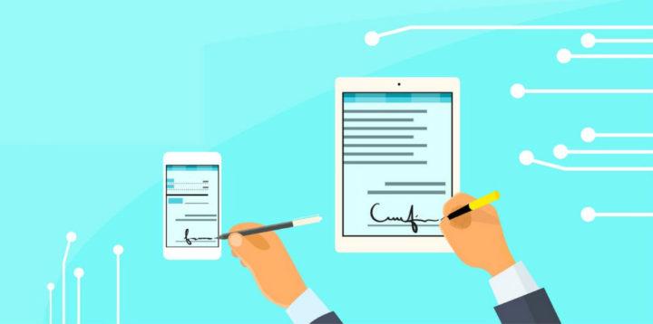 MP simplifica assinatura eletrônica de documentos públicos e substitui o papel