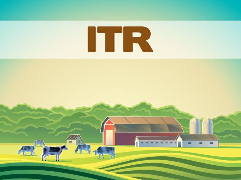 Prazo para a entrega da DITR exercício 2020 inicia dia 17/08 e vai até o dia 30/09 de 2020