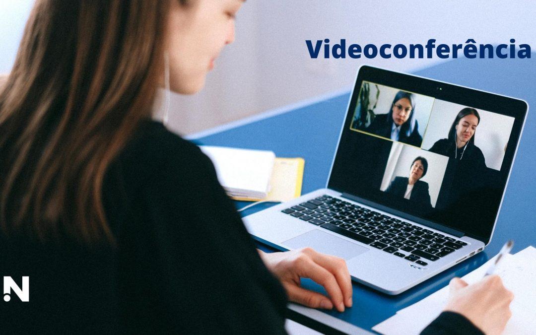 Videoconferência: Vantagens e dicas para utilizar esse recurso