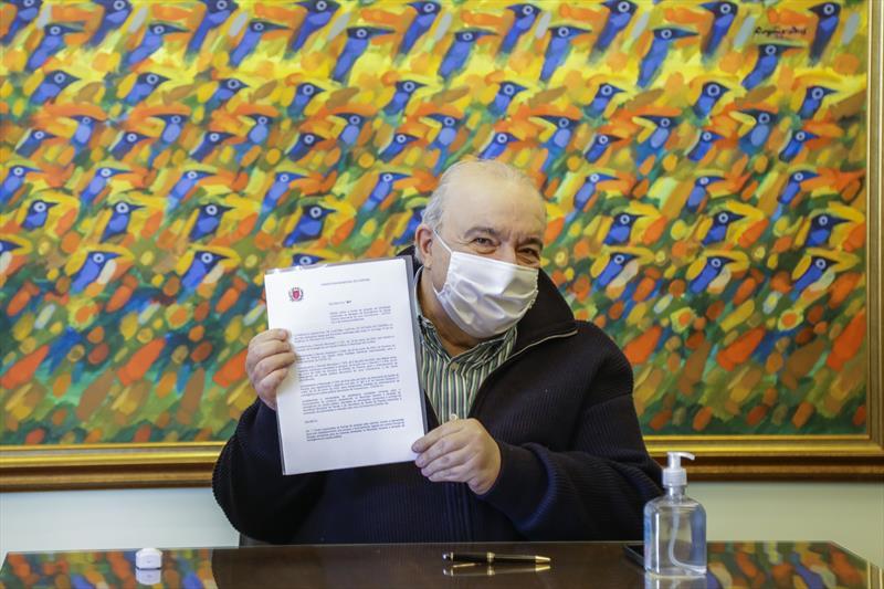 Greca lança programa pós-pandemia que soma R$ 227,6 milhões em medidas de apoio à população e empresários